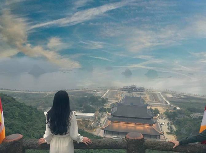 Góc sống ảo thần thánh ở ngôi chùa lớn nhất thế giới tại Việt Nam - Du lịch  - Việt Giải Trí