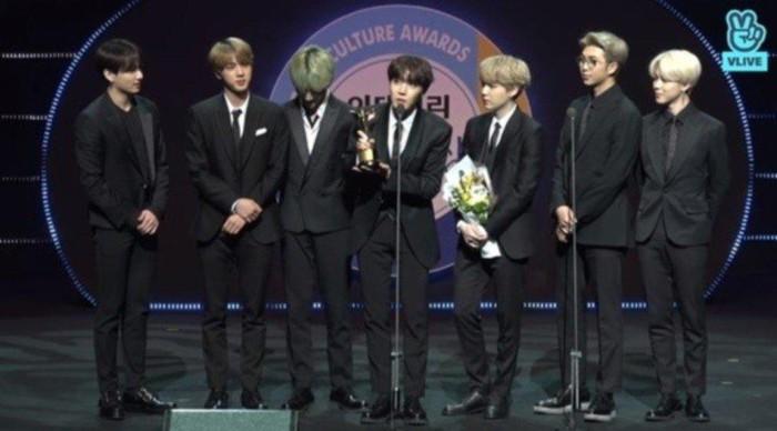 BTS giành cả Daesang cho concert Love Yourself: Có gì mà 7 chàng trai không thể làm được nữa đây? - Hình 1