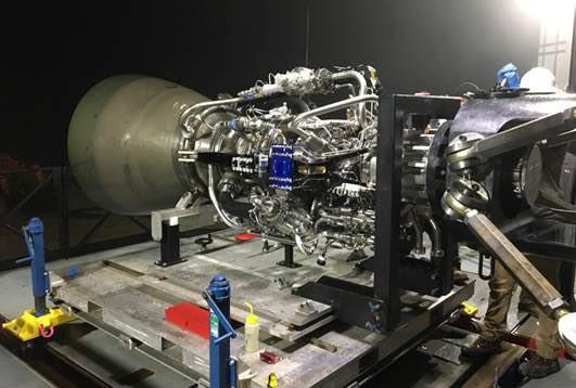 Elon Musk khoe cảnh động cơ Starship Raptor của SpaceX phụt lửa như phim viễn tưởng - Hình 3