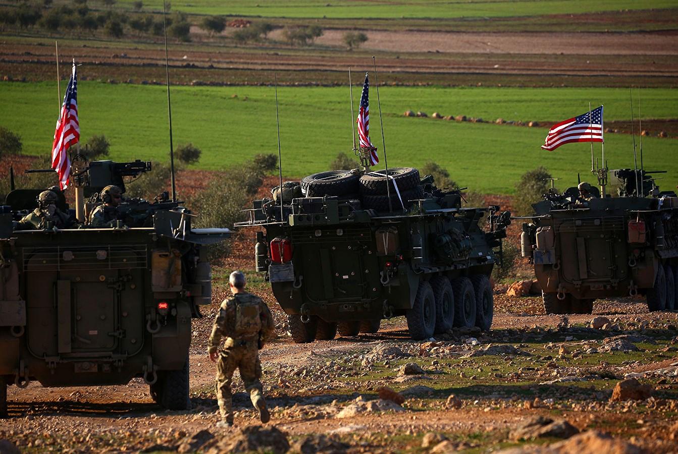 Tâm điểm trong chiến lược của Nga ở Trung Đông sau khi Mỹ rút quân khỏi Syria - Hình 1