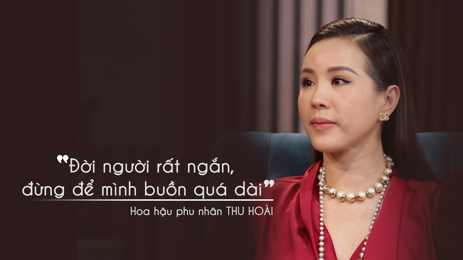 Hoa hậu Thu Hoài: 40 tuổi, trải qua 4 cuộc tình thì còn quá ít - Hình 5