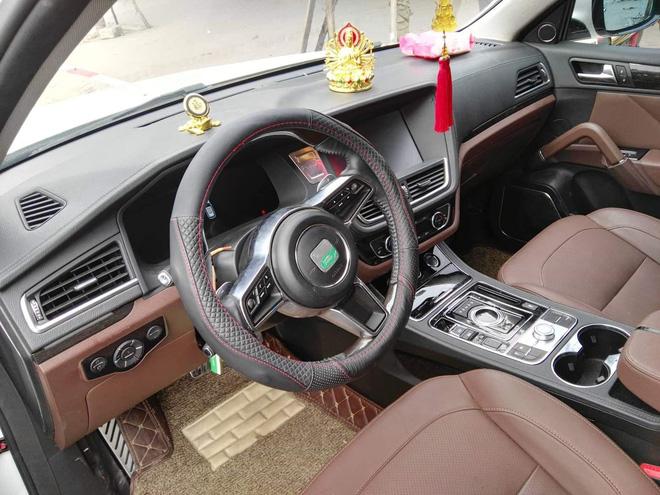 Đi gần 20.000 km, mẫu xe Trung Quốc này bán lại vẫn đắt ngang Honda CR-V - Hình 4