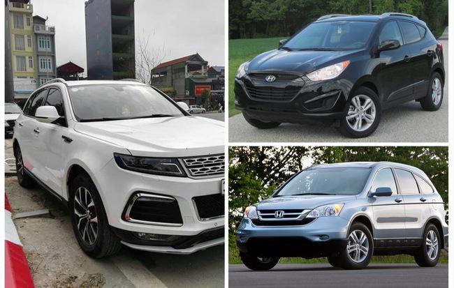 Đi gần 20.000 km, mẫu xe Trung Quốc này bán lại vẫn đắt ngang Honda CR-V - Hình 1