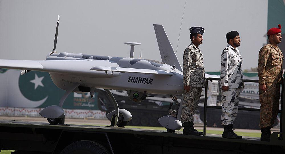 Quân đội Ấn Độ bắn hạ máy bay không người lái Pakistan - Hình 1
