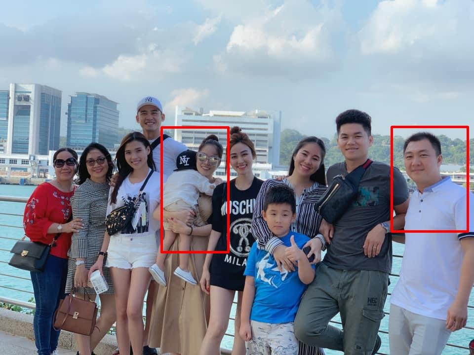 Ly hôn trong nước mắt, Dương Cẩm Lynh vẫn cùng chồng cũ đưa con trai du hí Singapore - Hình 3