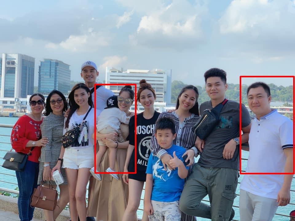 Ly hôn trong nước mắt, Dương Cẩm Lynh vẫn cùng chồng cũ đưa con trai du hí Singapore - Hình 4