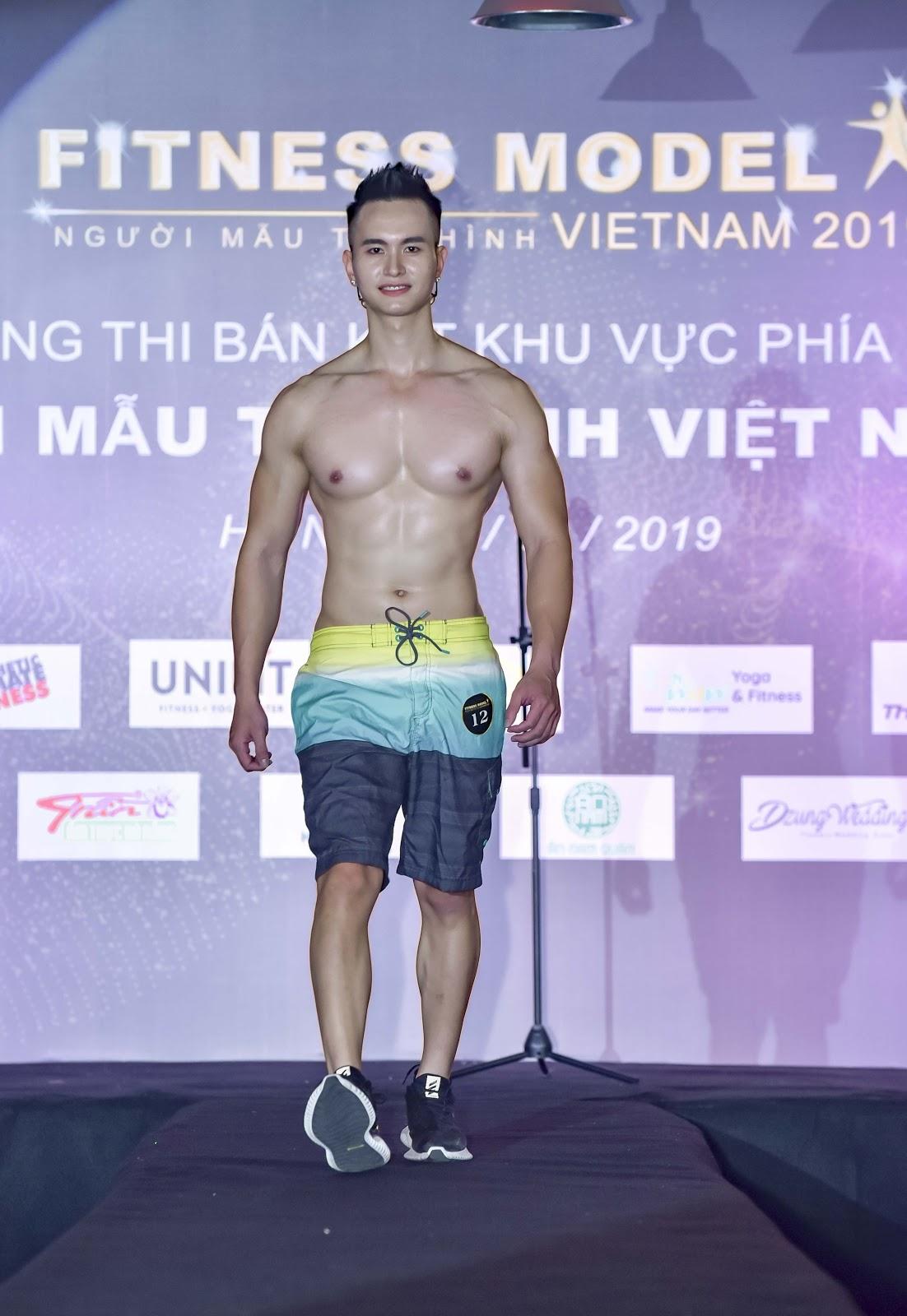 Miss World Vietnam 2016 bị hớp hồn trước body chết người của dàn thí sinh Vietnam Fitness Model 2019 - Hình 11