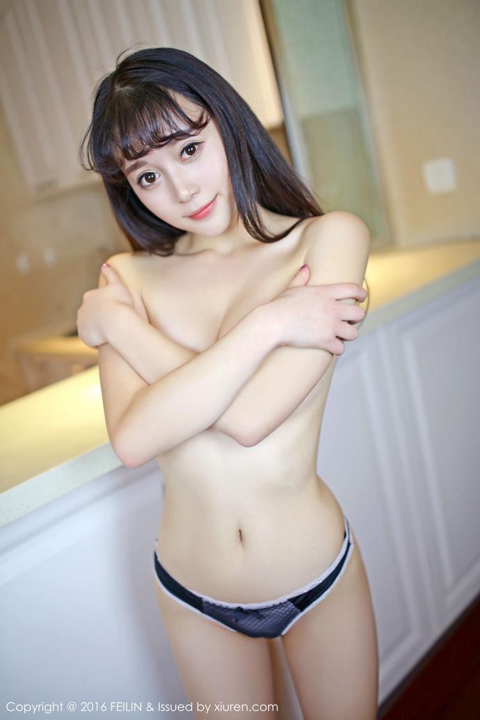 Trong trắng và ngây thơ với cô nữ sinh gợi cảm Kitty Zhao Xiaomi - Hình 19