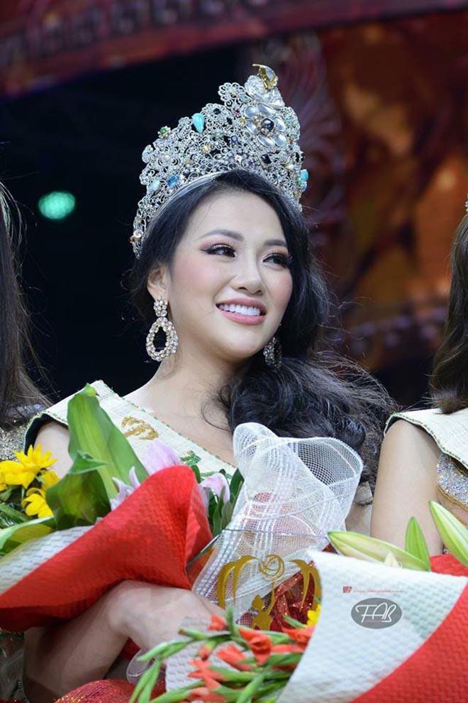 Hoa hậu Trái đất Phương Khánh bất ngờ được vinh danh ứng xử xuất sắc - Hình 2