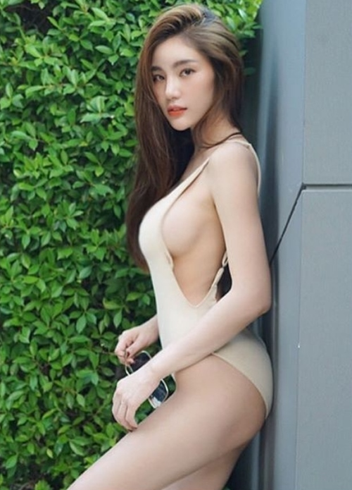 Ở xứ nóng hơn Việt Nam, những người đẹp Thái đang thích kiểu bikini nào nhất? - Hình 8
