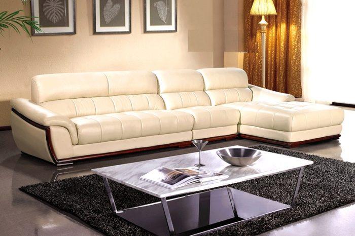 Sofa da: 6 Yếu tố bạn không thể bỏ qua trước khi mua - Hình 4