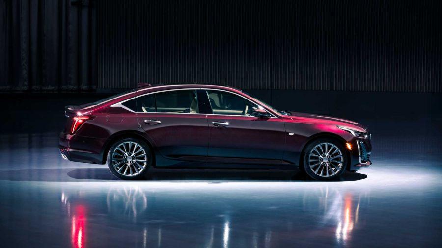 Cadillac CT5 2020 hé lộ nhiều thông tin - xứng đáng là sự thay thế hoàn hảo của CTS - Hình 2