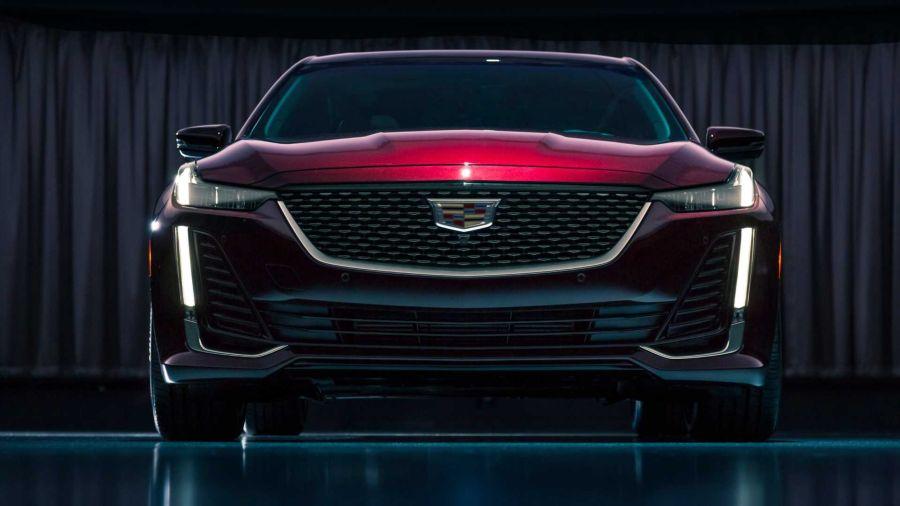 Cadillac CT5 2020 hé lộ nhiều thông tin - xứng đáng là sự thay thế hoàn hảo của CTS - Hình 3