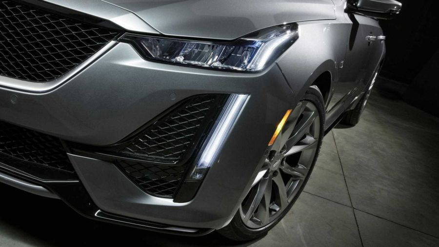Cadillac CT5 2020 hé lộ nhiều thông tin - xứng đáng là sự thay thế hoàn hảo của CTS - Hình 6
