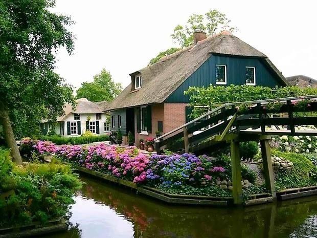 Giethoorn - ngôi làng nổi hay phiên bản cổ tích của Amsterdam - Hình 5