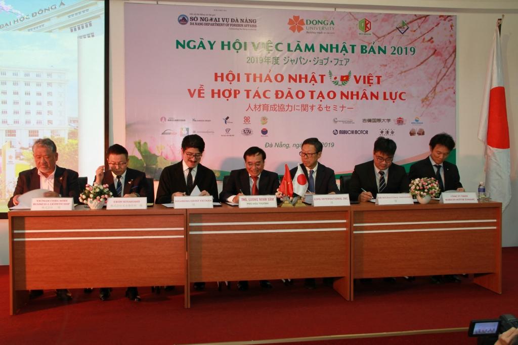 Lễ hội giao lưu văn hóa Việt - Nhật: Trao học bổng trị giá 12 tỷ đồng cho sinh viên và tạo cơ hội việc làm tại Nhật Bản - Hình 3