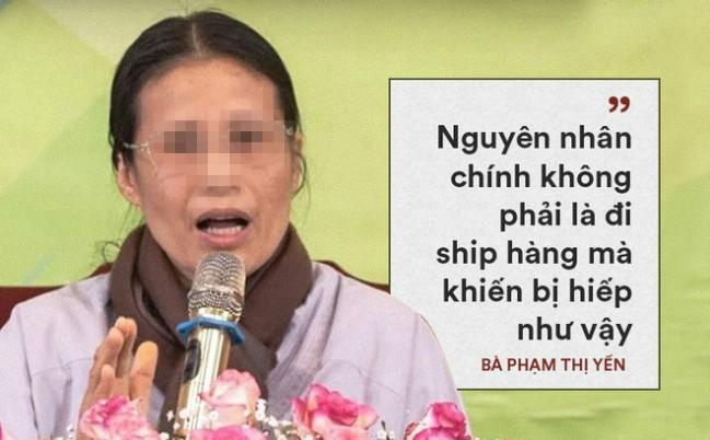 Duy Mạnh đá đểu sư cô Phạm Thị Yến: 'Bị phụ nữ gạ tình hàng ngày có phải cúng giải vong?' - Hình 4