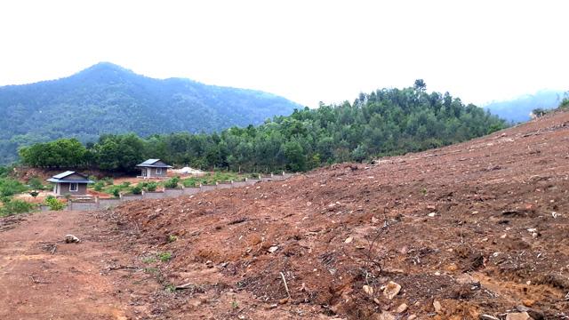 Sóc Sơn: Công trình vi phạm ở xã Minh Trí, Minh Phú lớn hơn nhiều - Hình 2