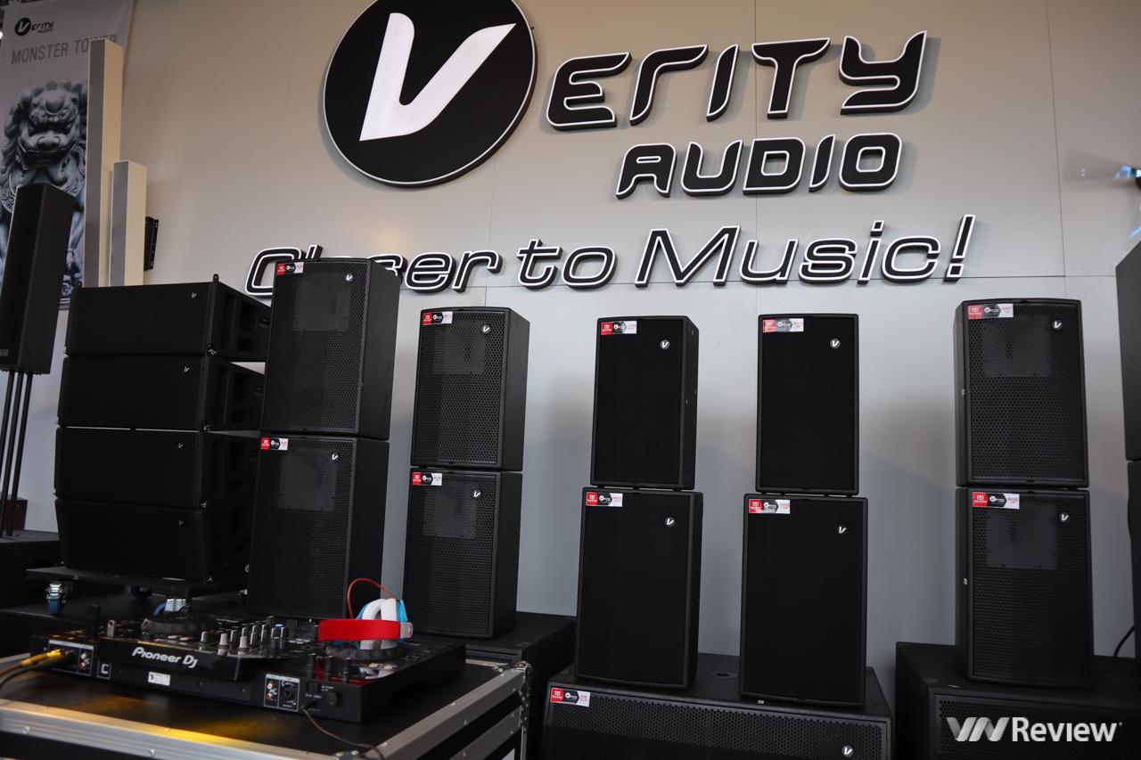 Hệ thống âm thanh Monsters Verity Audio và IWAC220P lần đầu tiên được trình diễn tại Việt Nam - Hình 6