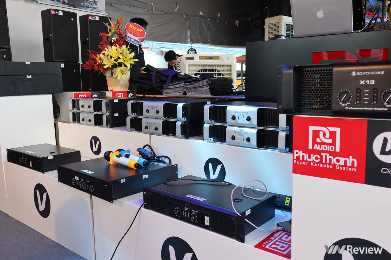 Hệ thống âm thanh Monsters Verity Audio và IWAC220P lần đầu tiên được trình diễn tại Việt Nam - Hình 7