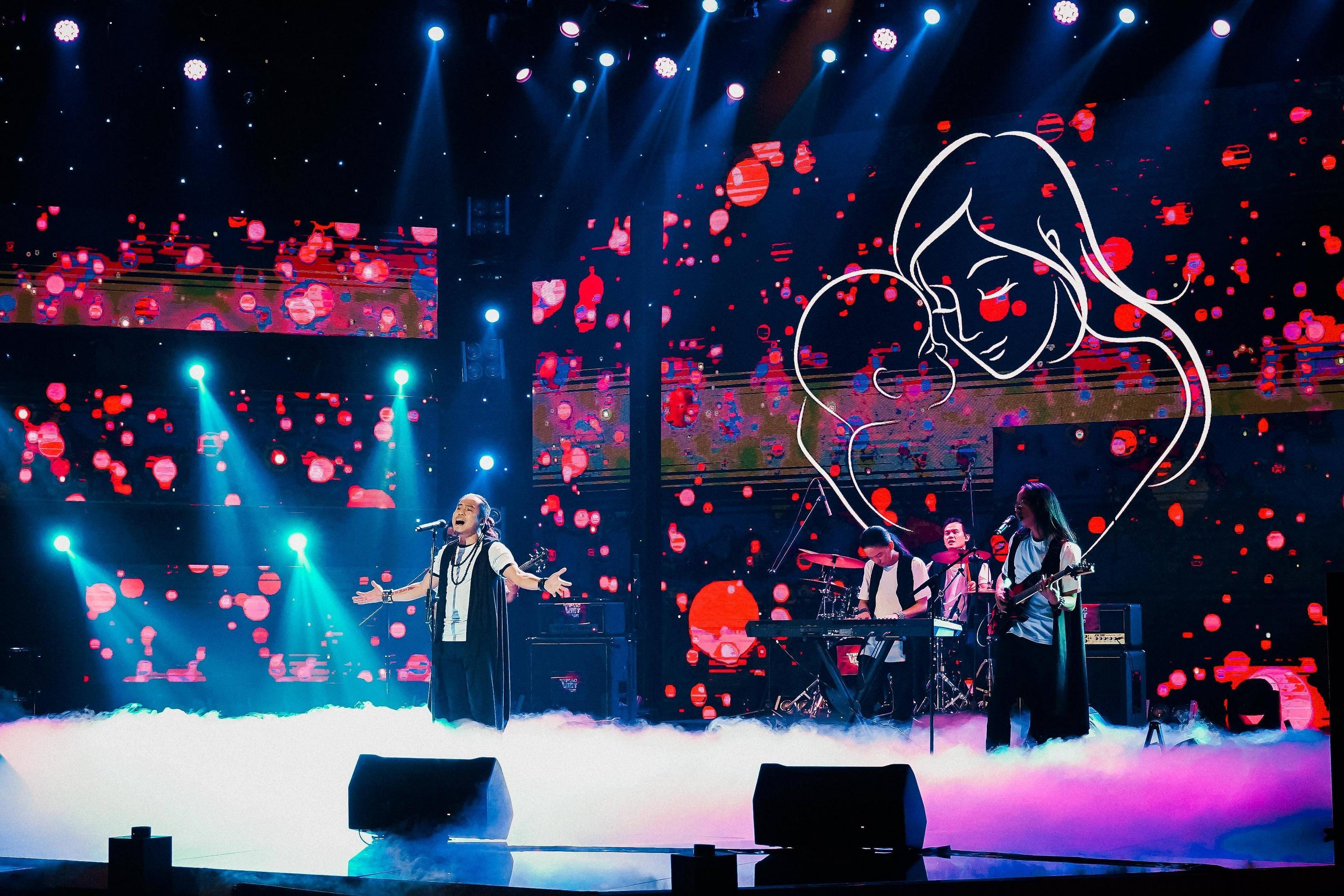 Nguyễn Hải Phong tiếp tục bị chê nhạt trong tập 11 Ban nhạc Việt - Hình 5
