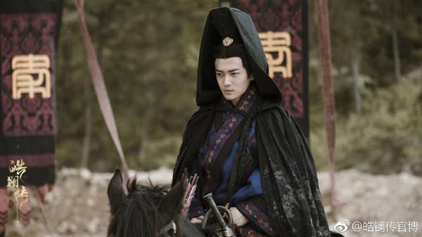 Nhìn lại ba diễn viên từng đóng vai Doanh Chính - Tần Thủy Hoàng trên màn ảnh nhỏ - Hình 3