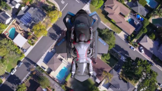 SỐC: Mỹ mở bán môtô bay cao 4,5 km, tốc độ 241 km/h giá 8,8 tỷ đồng - Hình 4