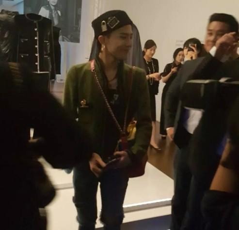 Cuộc sống thượng hạng của nữ kim chủ chống lưng Seungri: Dát hàng hiệu lên người, không tiếc tiền theo chân G-Dragon - Hình 2