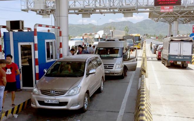 Công bố doanh thu các trạm thu phí, kết quả giám sát BOT Ninh Lộc - Hình 1
