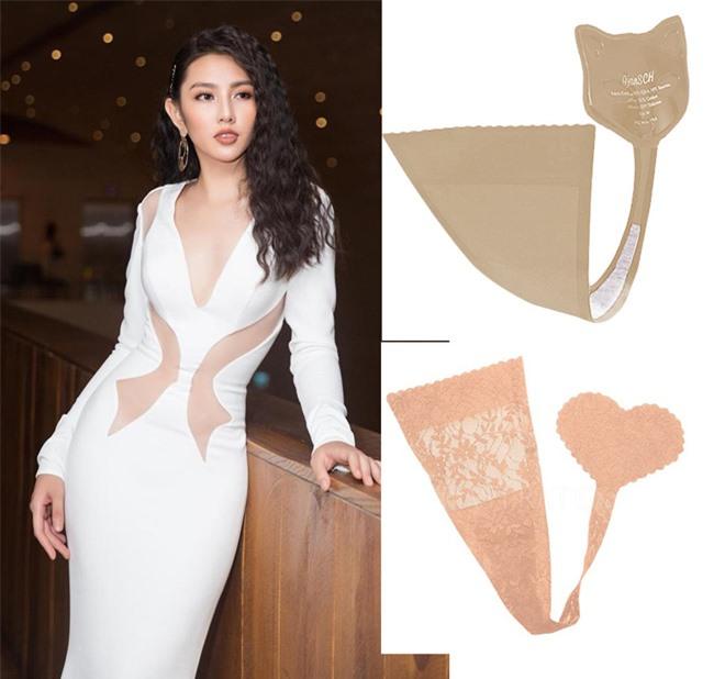 Top 5 Hoa hậu Việt Nam phải mua bảo hộ đặc biệt cho váy cut-out - Hình 2