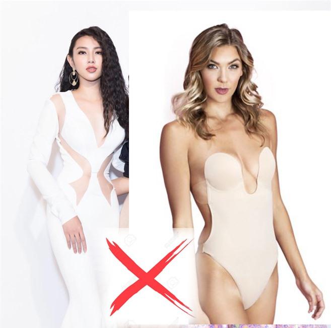 Top 5 Hoa hậu Việt Nam phải mua bảo hộ đặc biệt cho váy cut-out - Hình 3