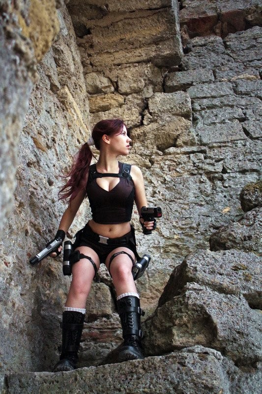 Lara Croft Cosplay By Octokuro Story Pornktube 1