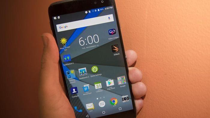 BlackBerry hồi sinh thần kỳ nhờ từ bỏ sản xuất điện thoại - Hình 1