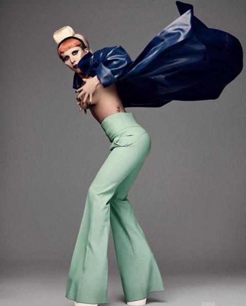 Lady Gaga - từ nàng dị biệt đến ngôi sao đẳng cấp - Hình 4
