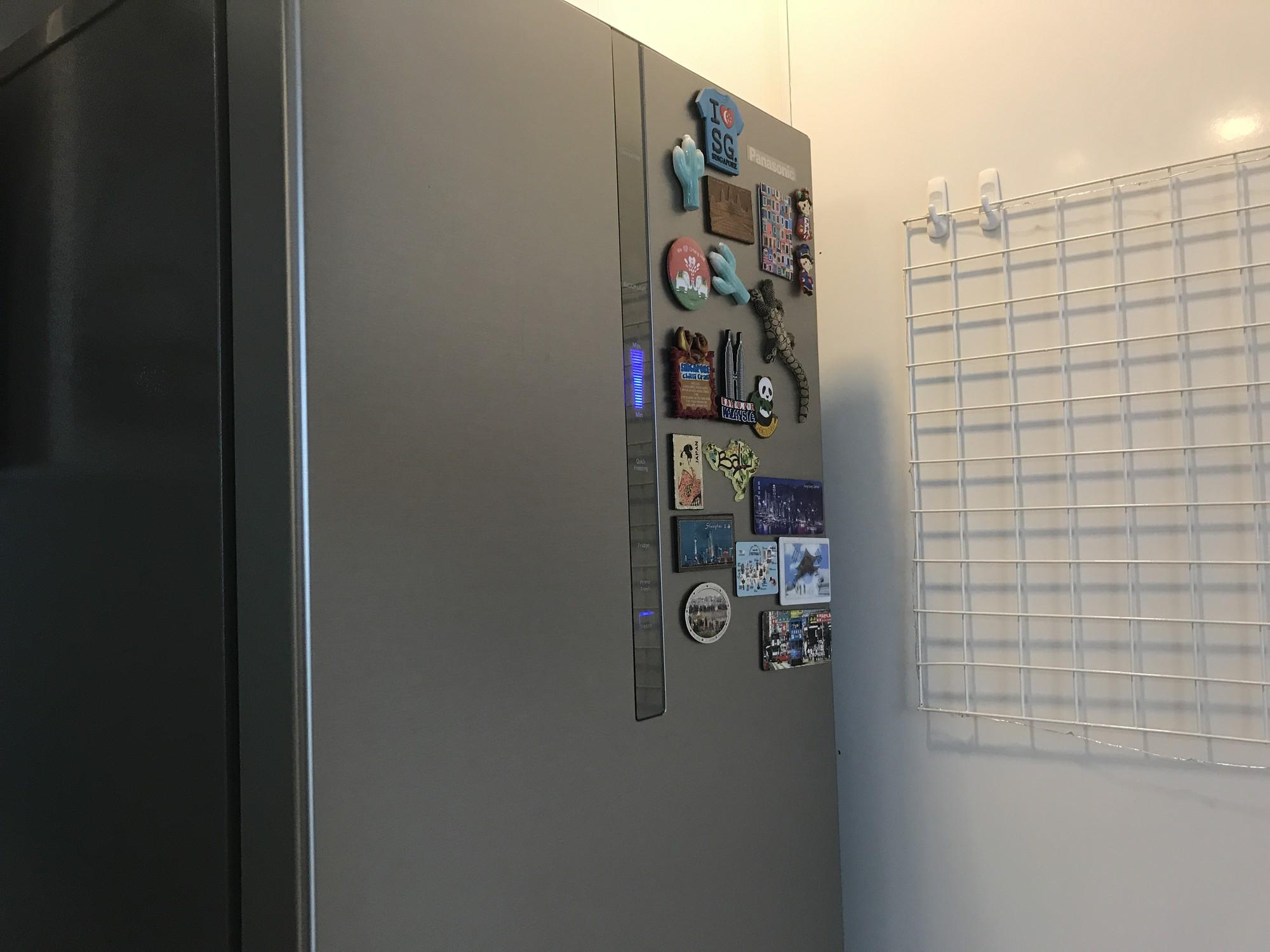 Nữ Giám đốc sống tối giản Vanilla hướng dẫn áp dụng lối sống xanh cho chiếc tủ lạnh mùa hè, chị em nên học ngay - Hình 2