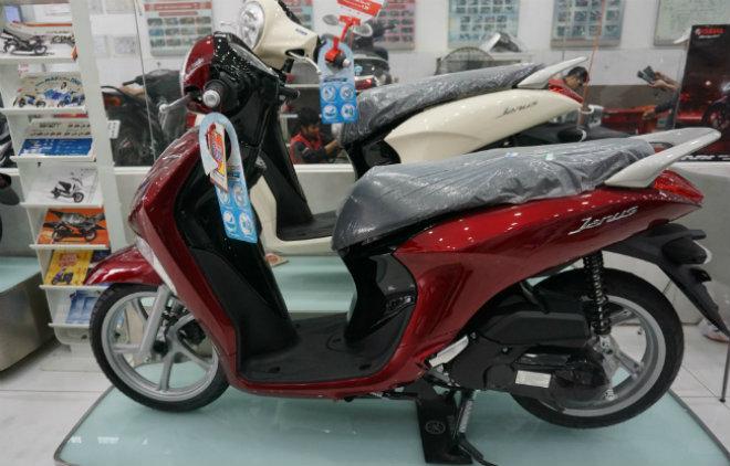 Bảng giá xe máy Yamaha tháng 3/2019: Giảm giá hàng loạt - Hình 3