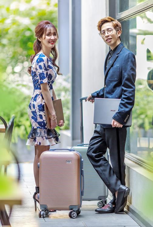 Cùng Acer Swift Series chào xuân với quà tặng vali cực khủng - Hình 1