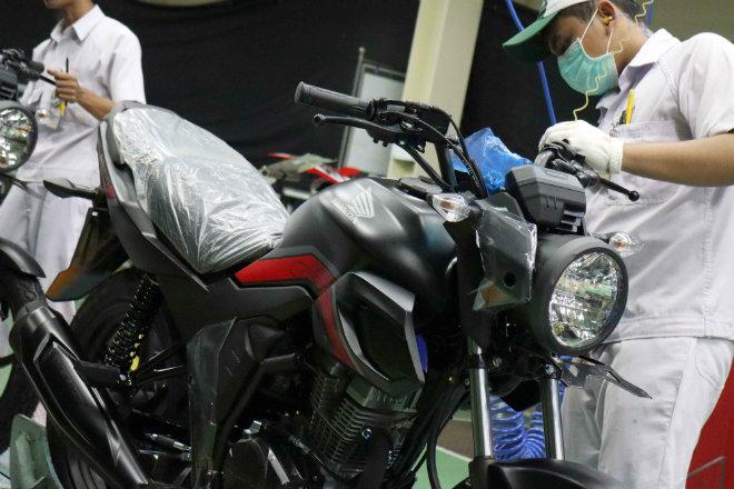 2019 Honda CB150 Verza về đại lý, giá từ 31,8 triệu đồng - Hình 4