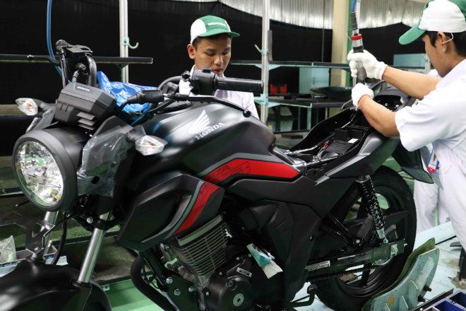 2019 Honda CB150 Verza về đại lý, giá từ 31,8 triệu đồng - Hình 3