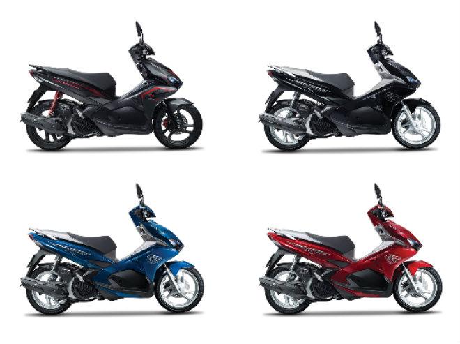 Bảng giá Honda Air Blade tháng 3/2019: Giảm tới 600 nghìn đồng - Hình 1