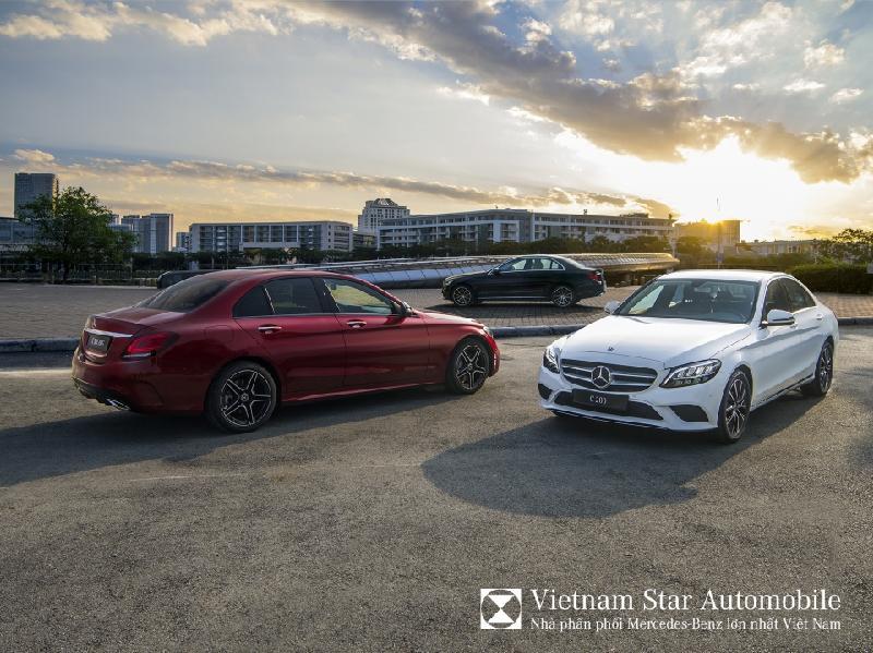Chuỗi sự kiện ra mắt xe Mercedes Benz C-Class 2019 - Hình 2