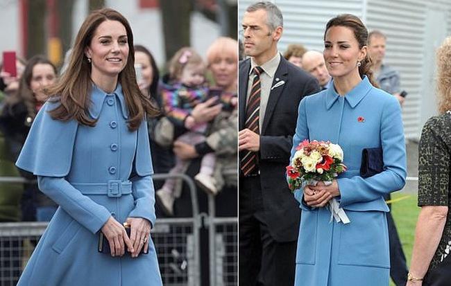 Đằng sau những bộ cánh na ná nhau của Công nương Kate là cả một chiến thuật cao tay giúp cô giữ vững phong độ thời trang suốt 8 năm qua - Hình 1