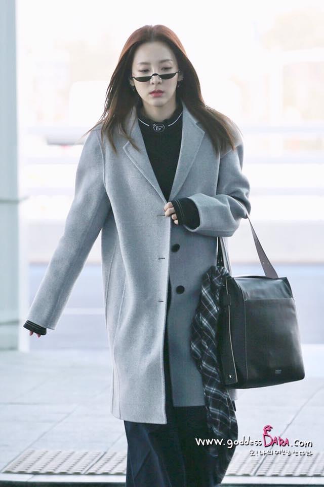Dara (2ne1) liên tục chặt đẹp tại show thời trang quốc tế, fan mát lòng mát dạ - Hình 1