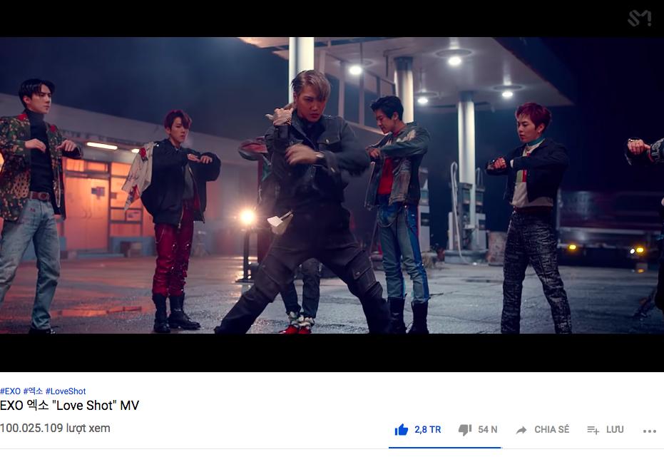 EXO củng cố danh hiệu nhóm nhạc đỉnh nhất YouTube của nhà SM với thành tích mới toanh này - Hình 1