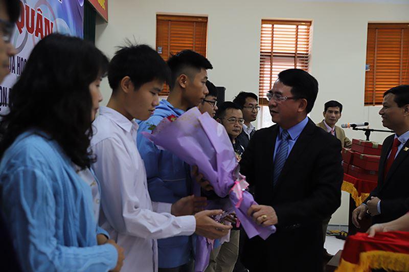 Hải Phòng thi chọn học sinh giỏi và thi khoa học kỹ thuật quốc gia - Hình 1
