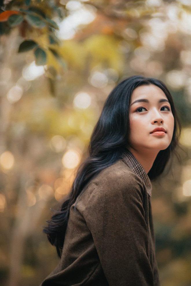Lan Thy - nữ sinh ĐH Y sở hữu nhan sắc như minh tinh Hongkong - Hình 2