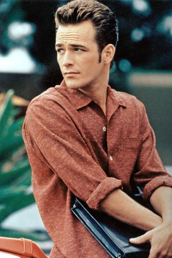 Ngôi sao điện ảnh Beverly Hills, 90210 Luke Perry đột tử ở tuổi 52 - Hình 4
