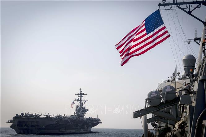 Trung Quốc hoan nghênh Mỹ - Hàn giảm quy mô tập trận chung - Hình 1