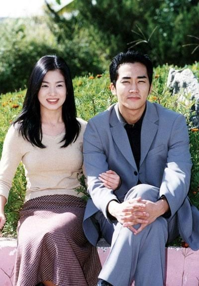 Ngoài ông xã Song Joong Ki, đây là những người tình màn ảnh điển trai của Song Hye Kyo! - Hình 6