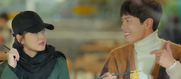 Ngoài ông xã Song Joong Ki, đây là những người tình màn ảnh điển trai của Song Hye Kyo! - Hình 28